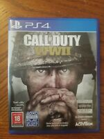 Call of Duty: WWII World War 2 [PlayStation 4 PS4 FPS Online War Army Black Ops