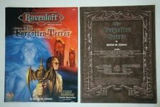 TSR AD&D Dungeons And Dragons Forgotten Realms Ravenloft - The Forgotten Terror