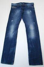 Diesel Jeans Safado W33 L34 33/34 blau stonedwashed Slim-straight -Y442