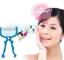 HOAU New 1 Pc Handheld Facial Hair Removal Threading Beauty Epilator Tool