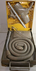 Hoover Cleaning Center Vintage all-in-one Portable Vacuum Cleaner