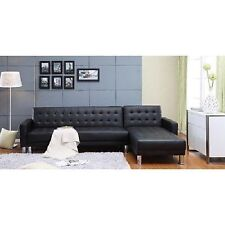 Leather  sc 1 st  eBay : ebay sectionals - Sectionals, Sofas & Couches