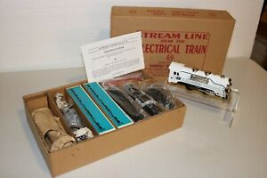 Mintish RARE Modern MARX Limited ROCK ISLAND WHITE SET w/ Two Extra cars