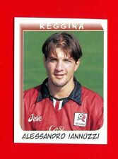CALCIATORI Panini 2000 - Figurina-Sticker n. 308 - IANNUZZI - REGGINA -New
