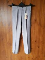 RRP £19 - JOHN LEWIS HEIRLOOM TROUSERS Boys Grey Suit 9 Years / 134cm - NEW