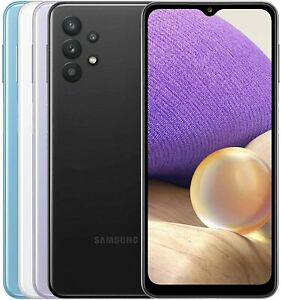 Samsung Galaxy A32 5G   64GB AT&T T-Mobile ONLY OR GSM Unlocked Smartphone A326U