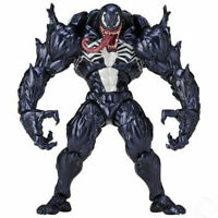 Edward Brock Toys Marvel Model Figure Revoltech Spider-Man PVC Gift Action Venom