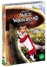 Alice In Wonderland / Harry Harris, Natalie Gregory (1985) - DVD new