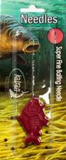 katran Super Fina Baiting Needles Micro (Rojo)