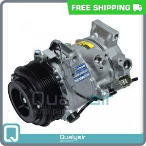 AC Compressor fits Lexus GS350, IS250, IS350..