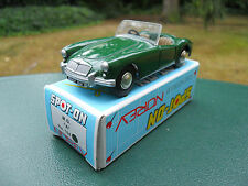 "NOREV SPOT-ON N° 104  MG  "" A ""   MINT IN BOX"