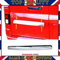 CHROME Rear Trim Strip Trunk Tuning Boot 3M Tailgate Vauxhall Opel Grandland X