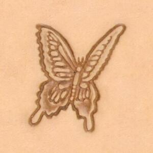 Ivan 3D Leather Stamp - Butterfly (88335-00)