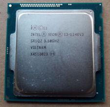 Intel Xeon E3-1246V3 Quad Core 3.50 GHz CPU Processor SR1QZ