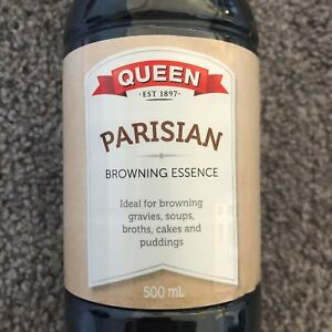 QUEEN Parisian Browning Essence (500 ml) LONG EXPIRY, FREE POST