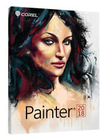 Corel Painter 2018  Full Commercial Version - New Retail Box