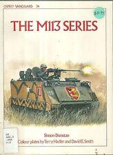 Osprey Vanguard 34 The M113 Series