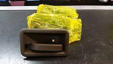 Contromaniglia maniglia interna sinistra sx Renault Clio 1 serie marrone