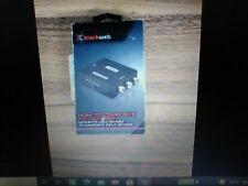 blackweb HDMI To Composite AV Adapter 1080p NIB