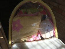 Baby highchair, play mat, car seat, baby sling, bouncer, baby swing,safety doors