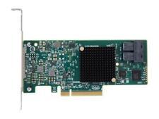 LSI 9300-8I PCI-Express 3.0 SATA / SAS 8-Port SAS3 12Gb/s LSI00344 HBA Single