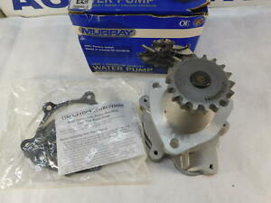 Water Pump Murray CP5076 for Buick Pontiac Chevrolet
