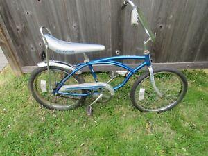 Vintage 1980 Schwinn Stingray Bicycle