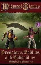 Predators, Goblins, and Hobgoblins - Plastic RPG Miniature Pawns