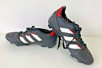 Rare, Early Craig Johnston Adidas Predator Football Boots FG - UK Size 5 (103)