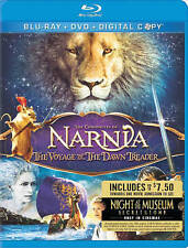 The Chronicles of Narnia: The Voyage of the Dawn Treader Blu-ray/DVD FREE SHIP