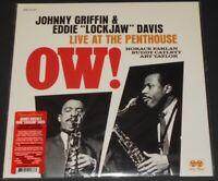 JOHNNY GRIFFIN & EDDIE LOCKJAW DAVIS ow! live at the penthouse 2-LP # 608/2000