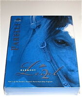 Parelli Level 2 Harmony 8 DVD Natural Horsemanship RARE OOP MSRP $269 NEW SEALED