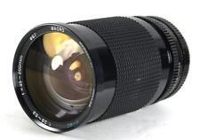 ACCESS MACRO 35-200mm Zoom Lens For PENTAX K PK Mount