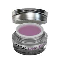 MAGIC LINE PINK 3IN1 ELASTIC DICK UV GEL 15ml