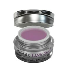 MAGIC LINE PINK 3IN1 ELASTIC DICK UV GEL 15ml