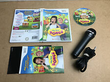My First Songs   Microphone - Nintendo Wii (TESTED/WORKING) UK PAL