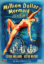 Million Dollar Mermaid (1952) - Esther Williams, Victor Mature - DVD NEW