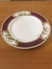 Royal Myotts Crown Staffordshire England  Chelsea Bird Plate Décor