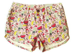 Shorts Gr.164 Y.F.K. NEU 100% Baumwolle rosa hose kurz kinder sommer