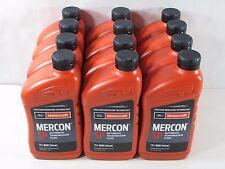 Motorcraft MERCON SP Automatic Transmission Fluid (ATF) 12 Quarts CASE XT6QSP