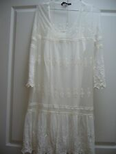 BRAND NEW SPORTSGIRL WHITE LACE DRESS