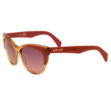 Just Cavalli - Pink and Peach Cat Eye Style Sunglasses with Case