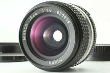 [Near Mint] Nikon Nikkor 28mm F2.8 Ai-S Ais MF Wide Angle Camera Lens from Japan