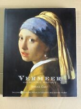 Vermeer HUGE Art Book 14 x 17 inches plus 10x Art Prints Girl with Pearl Earring