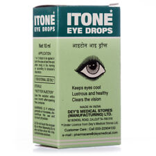 2x ITONE Herbal Eye Drop Keeps the eye cool & clear and increase the vision 10ml