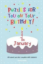 Puzzles for You on Your Birthday - 7th January by Clarity Media (2014,...