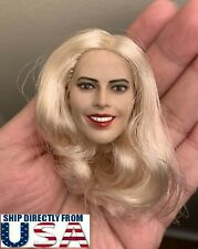 """1/6 Harley Quinn Head Sculpt 3.0 Suicide Squad For 12"""" PHICEN HotToys Figure USA"""