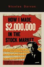 How I Made $2,000,000 in the Stock Market by Nicolas Darvas, (Paperback), Martin