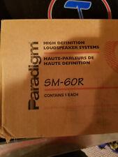 Paradigm SM-60R Speaker Brand new in box