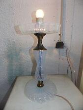 LAMPE ANCIENNE EN VERRE DE MURANO DES ANNÉES 1950/N°M56